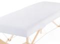 Hoeslakens-massagetafel
