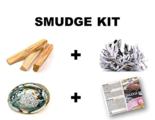 Smudge-starter