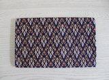 Thaise sarong 200 cm - donkerblauw_