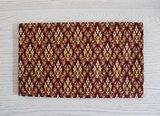 Thaise sarong 200 cm maroon_35