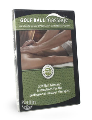 DVD Golf Ball Massage voor professionals
