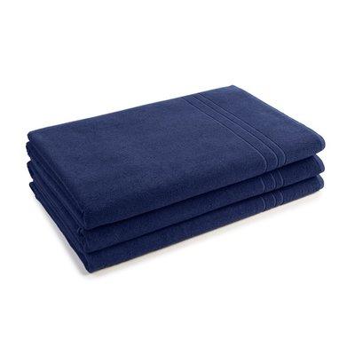 Massagedoek blauw 100x220cm