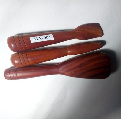 Tok Sen Massage set in fluwelen zak