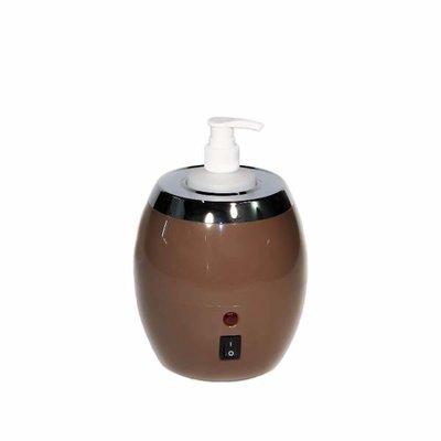 Olieverwarmer met doseerfles 250 ml