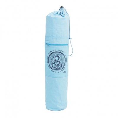 Yoga tas GANESHA lichtblauw