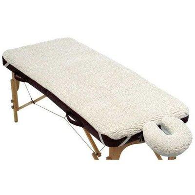 Fleece deken en fleece hoofdkussen