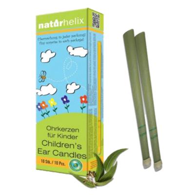 Kinder oorkaarsen Eucalyptus 10 stuks