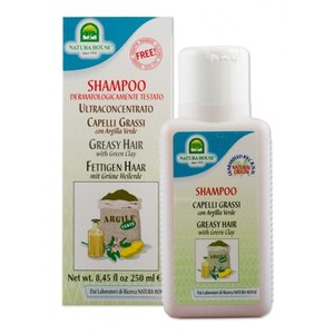 groene klei shampoo