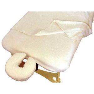 flanel deken voor massagetafel